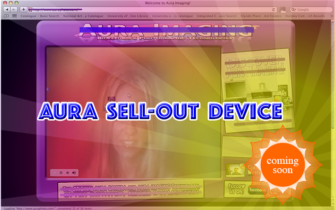 Aura sell out device barbara herold 2016